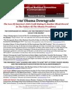 The Obama Downgrade