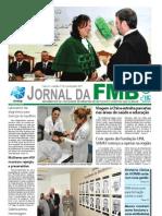Jornal da FMB- Edição nº 35- Agosto 2011