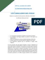 CABALLEROS DEL FUEGO | ALIANZA DE AMOR