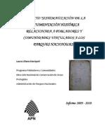 Proyecto Sistematización de la documentación histórica de pobladores y comunidades vinculados a los Parques Nacionales