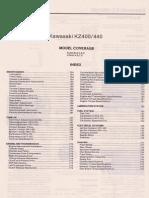 Kawasaki Kz400 Kz440 - Service Manual (Eng)