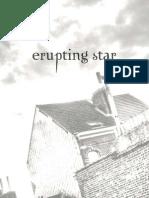 ERUPTING STAR