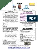 Newsletter August 1