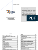 Roteiro Projeto Pesquisa Relatorio