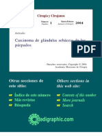 Carcinoma Sebaceo