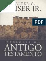 Teologia Do Antigo Test Amen To - Walter C. Kaiser Jr