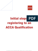 Guide - ACCA Registration 2011