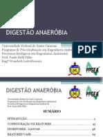 Digestão Anaeróbia_Prof.PauloBelli
