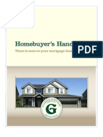Guardian Mortgage's Home Buyer's Handbook