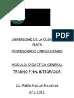 PLANIFICACION Producción y Gestión Comunicacional 2011