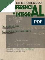 Elementos de Calculo Diferencial e Integral - Granville