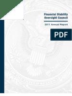 2011 FSOC Annual Report