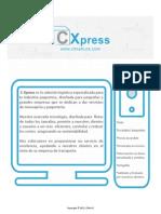 Brochure CXpress