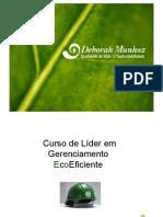 Líder em Ecoeficiência e Sustentabilidade - Curso de Capacitação -110513