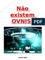 Não existem OVNIS