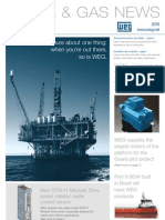 WEG Oil Gas News 2010
