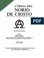 Alfonso Flores - La doctrina del Señorio de Cristo