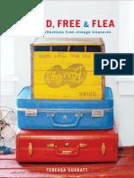 Found, Free and Flea by Tereasa Surratt - Excerpt