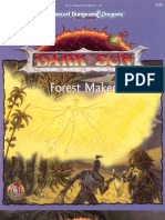 Tsr2430 - Dark Sun - Forest Maker