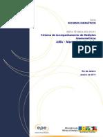 Sistema de Acompanhamento de Medições Anemométricas