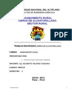 to Rural Alcantarillado