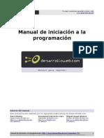 Manual Iniciacion Programacion