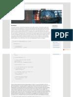 Site save of CodeSlinger.co.uk - GameBoy Emulator Programming in C++ - Lcd