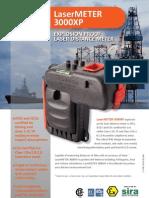 Laser Meter 3000XP Datasheet