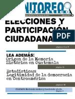 Monitoreo Democratico 31