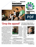 Local 1488 Newsletter - August 2011