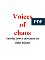 Voices of Chaos