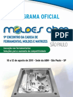 Moldes ABM 2011 programa