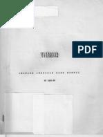 OHS Handbook 1965-66