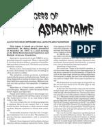Aspartame 11