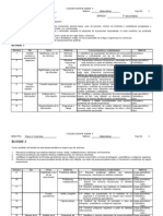 Primero Plan Anual 2009