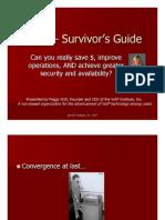 VoIP Survivors Guide