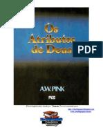 A w Pink_os Atributos de Deus _2003