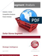 Dollar Store Segment Analysis