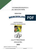 MERCEOLOGÍA 4º.Conceptos teóricos