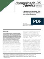 Carrapato dos bovinos - controle estratégico nas diferen-tes regiões brasileiras
