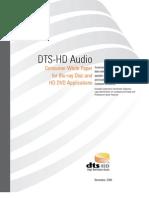 DTS HD Whitepaper