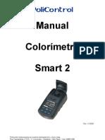 Manual Colorímetro Smart 2 rev 11-2005