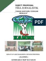 Proposal Jurnalistik KAMMI IKIP mataram
