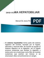 SISTEMA HEPATOBILIAR