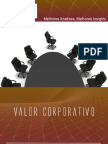 E-Book Valor Corporativo DOM Strategy Partners 2010