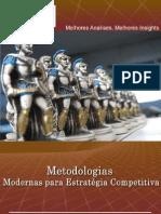 E-Book Metodologias Modernas para Estratégia Competitiva DOM Strategy Partners 2010