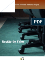 E-Book Gestão de Valor DOM Strategy Partners 2010