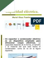 Capacidad electrica