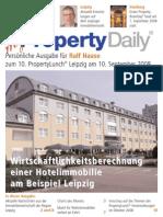 MyPropertyDaily Leipzig 2008-09-10