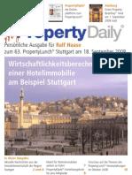 MyPropertyDaily Stuttgart 2008-09-18